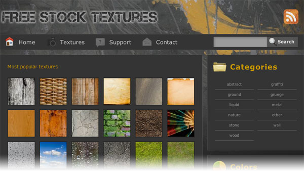 Top 20 Royalty Free Texture Sites • Market Your PSD Mockups for texture
