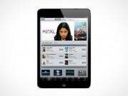 PSD Mockup iPad Mini 1024x768 iOS