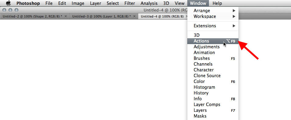 001-choose-actions-from-the-photoshop-window-menu
