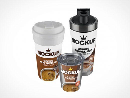 Traveller Mugs Mockups Sub-Category