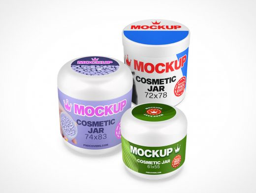 Jar Mockups Category