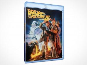 Blank CD DVD ROM BluRay Jewel Case