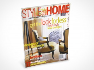 Magazine Publication Issue template