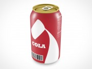 355mL Aluminium Soda Pop Can