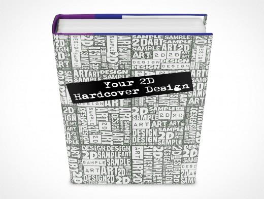 Sleeve Hardcover eBook cover Novel