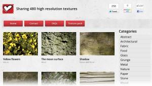 paper nature food textures