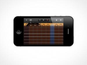 New iPhone 4 4S Retina Landscape Display