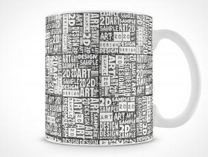 PSD Cup Mug