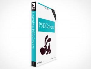 Softcover Handbook Paperback PSD eBook Cover