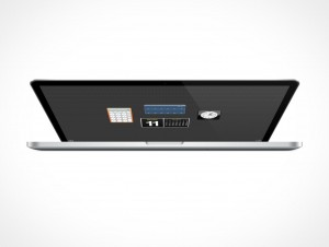 MacBook Pro Retina 2880x1800 Cover Action Product
