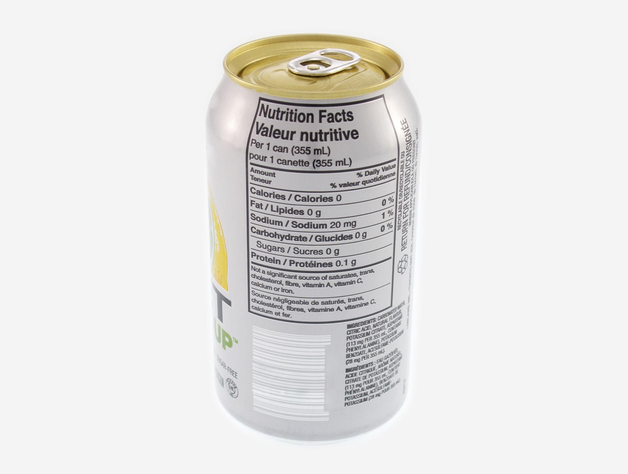 Aluminum Cola Can