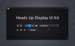 GUI Mockup Interface UI (PSD)