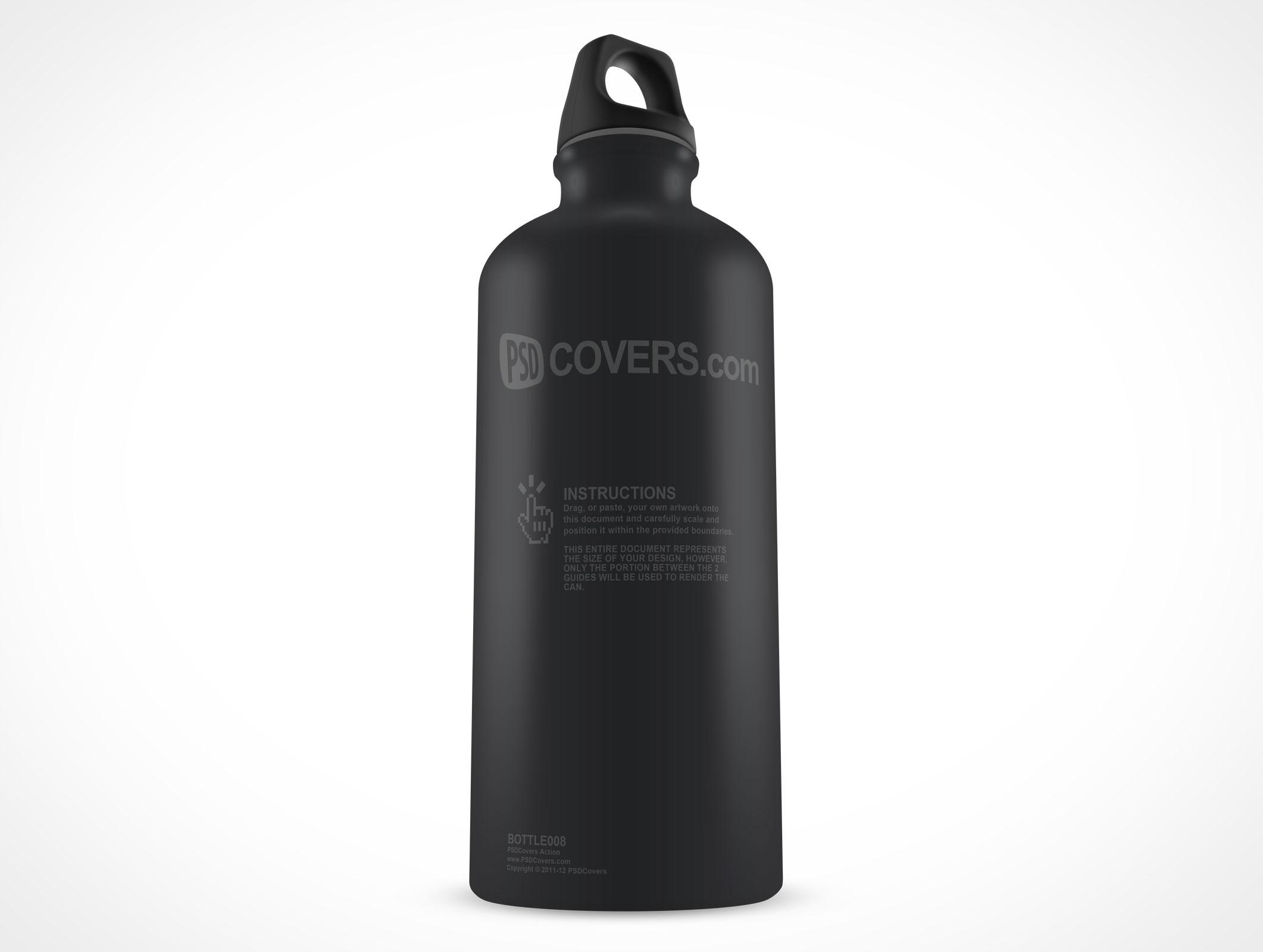 Bottle008 Market Your Psd Mockups For Bottle