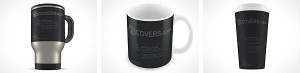 PSD Mockup Mug Stainless Paper Paper Cup