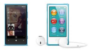 iPod Nano Nokia Lumina