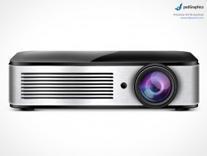 PSD Mockup Template PSDGraphics Projector