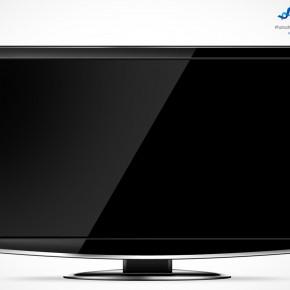 PSD Mockup Template PSDGraphics Television