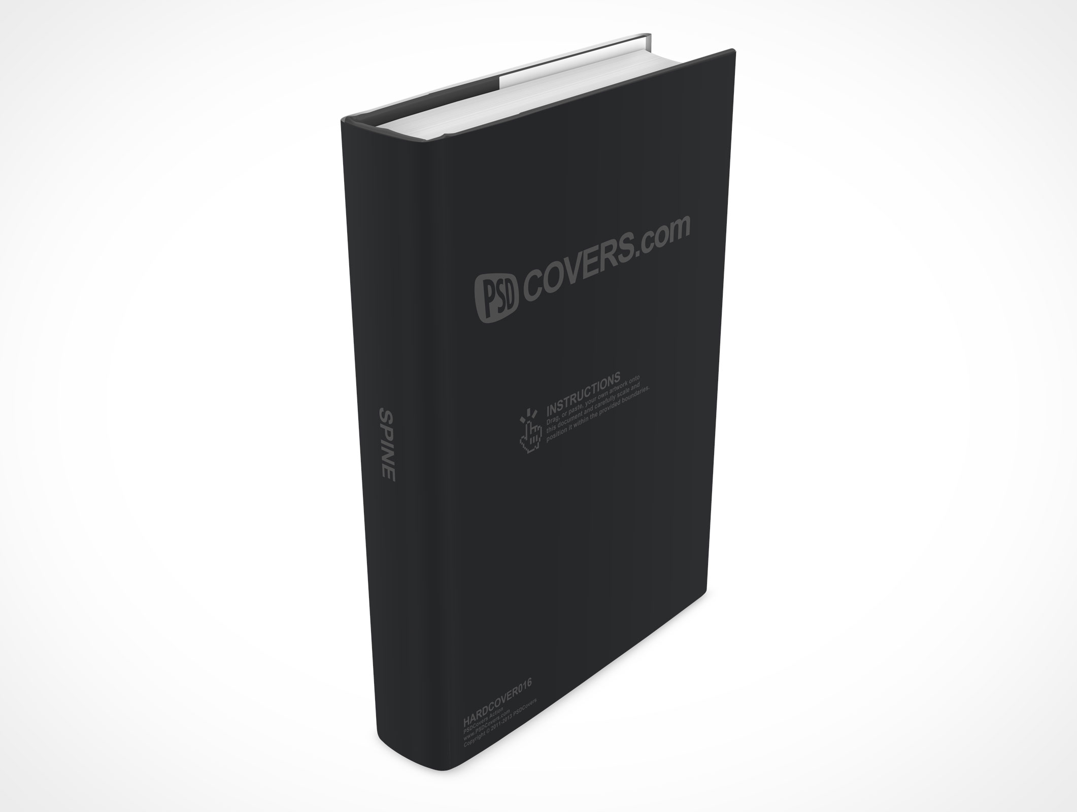 Is A Cloth Book A Hardcover Book : Hardcover market your psd mockups for
