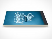 PSD Mockup Notepad School Notebook