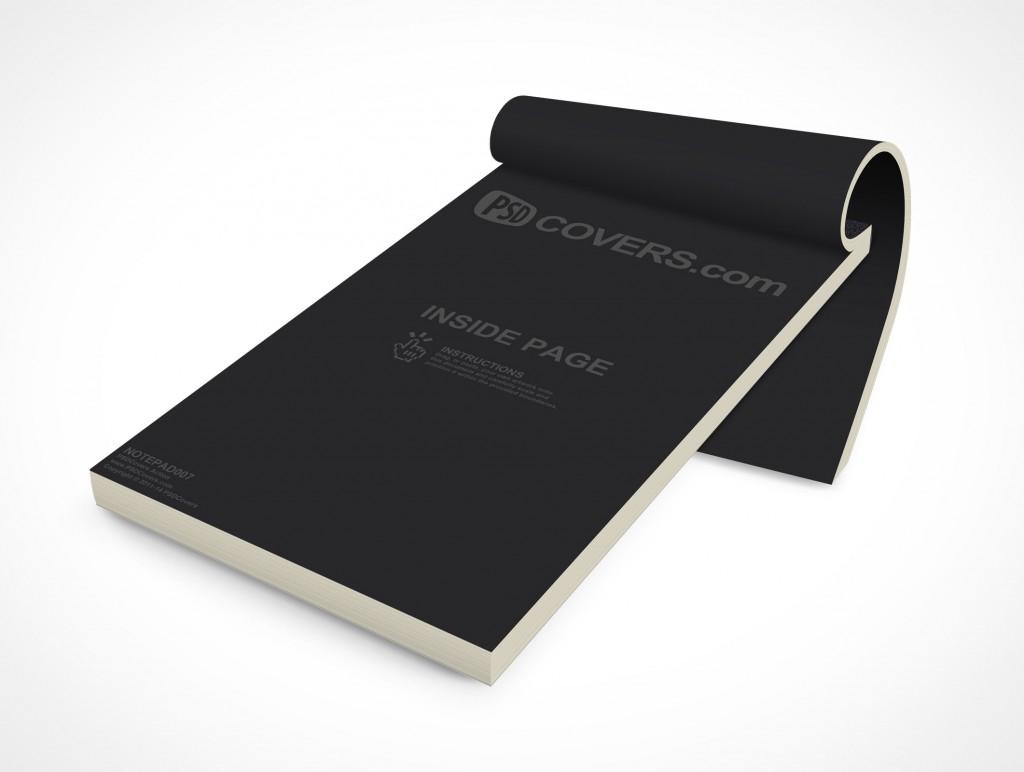notepad007  u2022 market your psd mockups for notepad