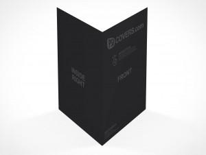 PSD Mockup RSVP generic party invitation card