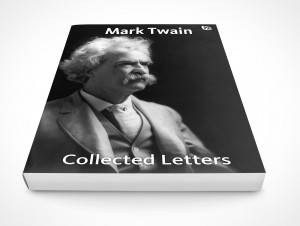 PSD Mockup Mark Twain Softcover Manual