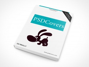 PSD Mockup O'Reilly Softcover Manual