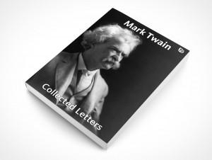 PSD Mockup Mark Twain Softcover Manual