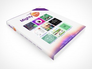 PSD Mockup MightyDeals Softcover Manual