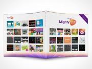 PSD Mockup Brochure Mighty Deals