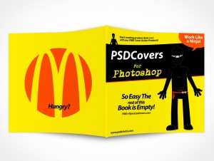 PSD Mockup Magazine For Dummies