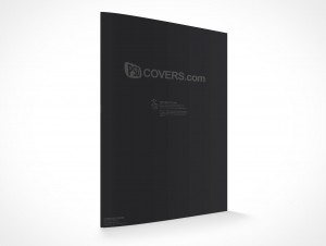 PSD Mockup Comic Book Template
