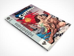 PSD Mockup New Comic Book