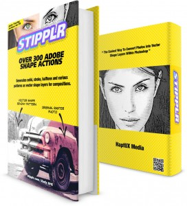 PSDCovers Hardcover Product Shot Render Sample
