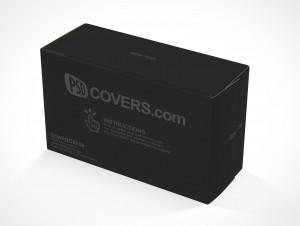 PSD Mockup Soap Box Rotated 30 Degrees