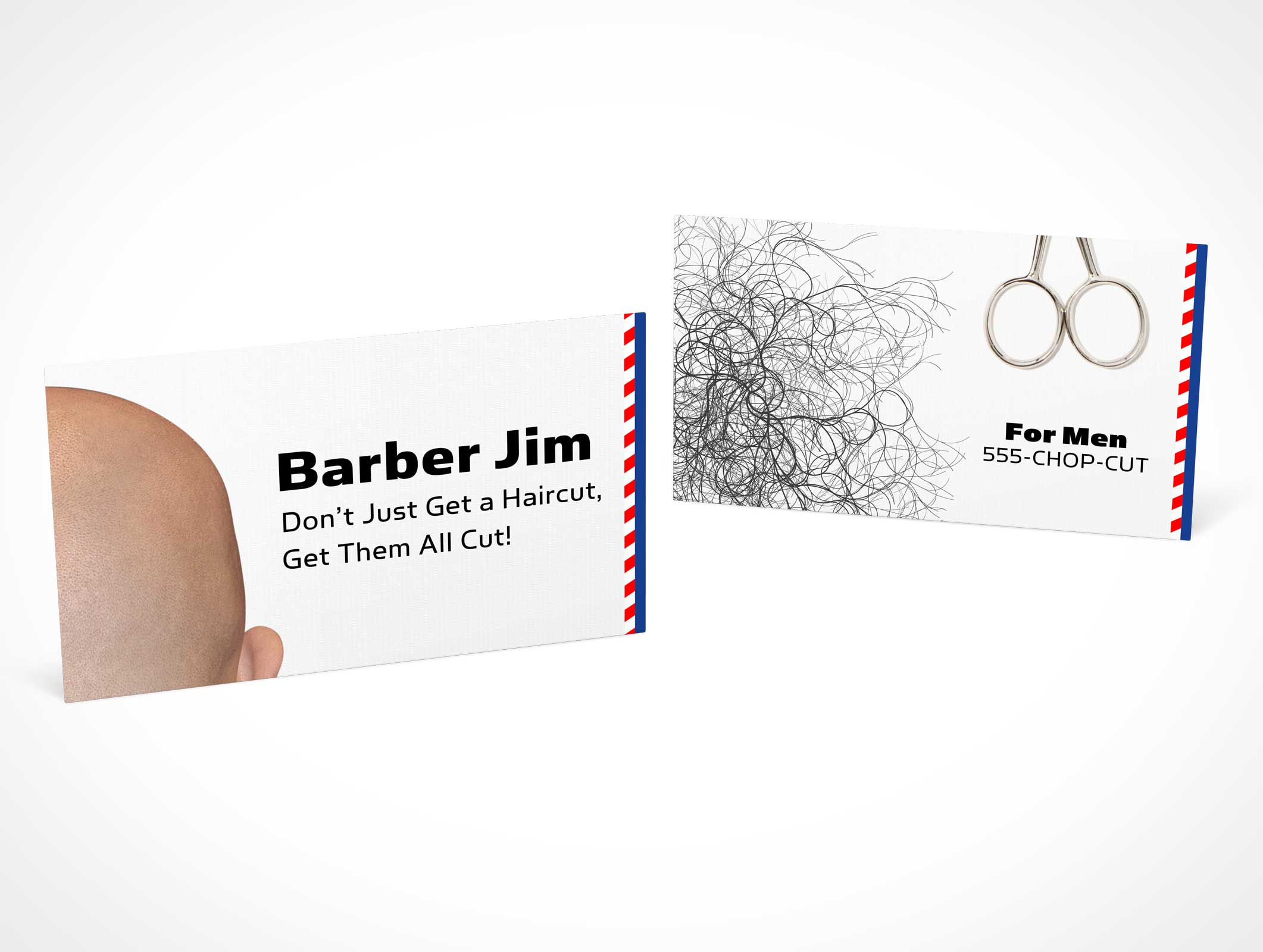 BUSINESSCARD010 • Market Your PSD Mockups for card
