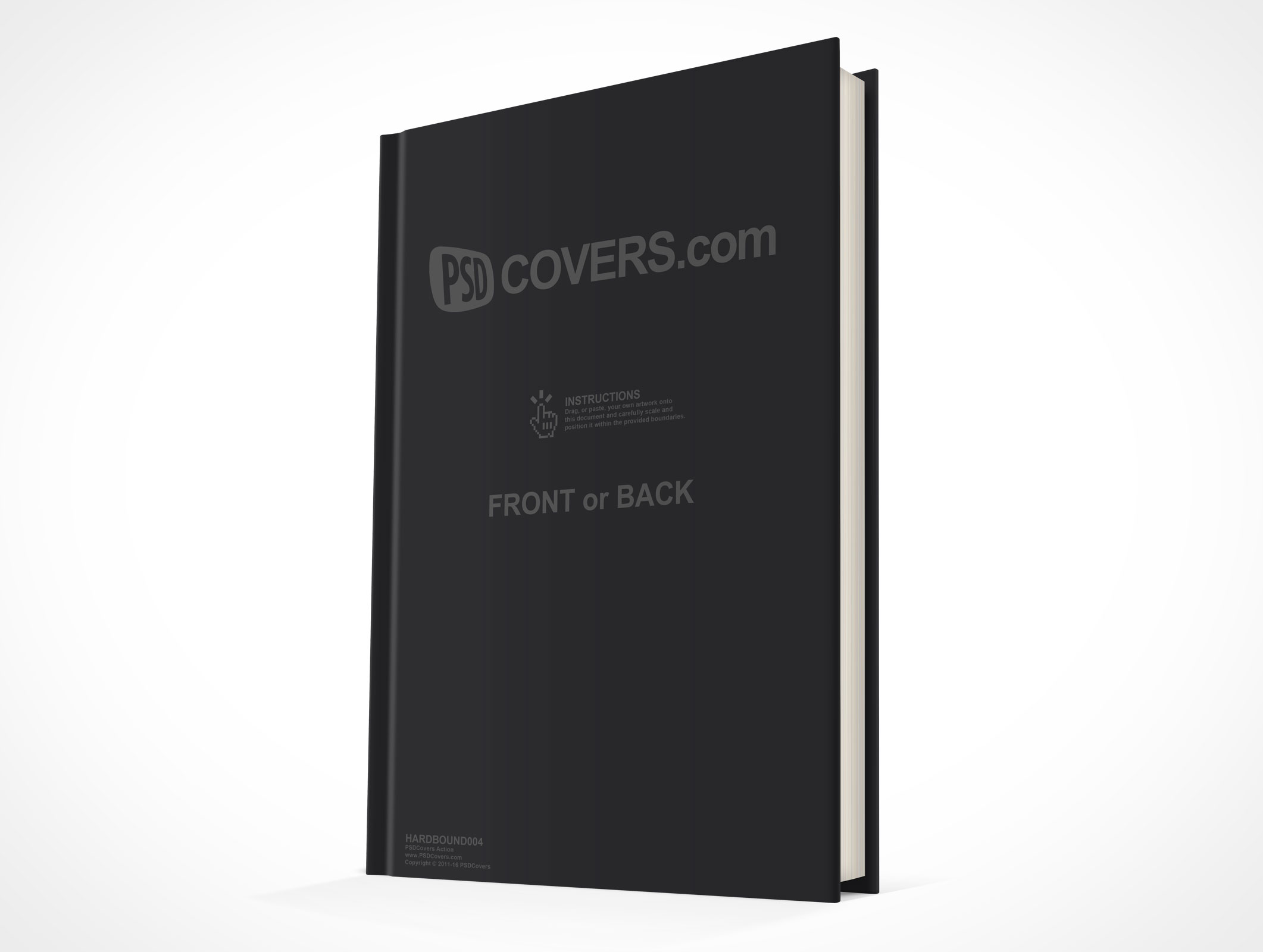 hardcover012 market your psd mockups for hardcover