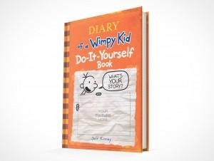 psdcovers childrens hardbound book mockup