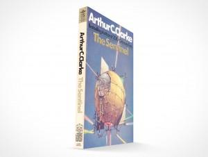 Paperback PSD Mockup Upright Presentation