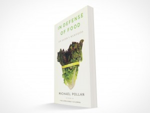 Paperback PSD Mockup Standing Face Forward