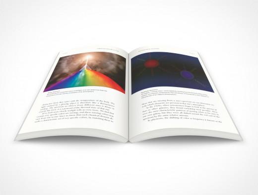 PSDcovers Paperback C-Format Centrefold