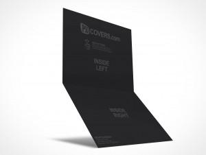 PSDCovers Upright RSVP Card Landscape