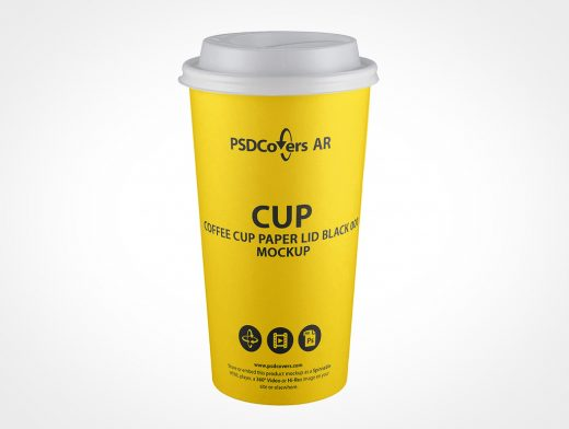 coffee cup to go mockup