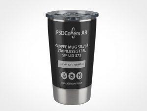 Travel Coffee Mug Mockup