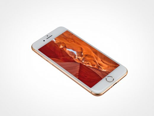 MOBILE IPHONE 8 GOLD 1