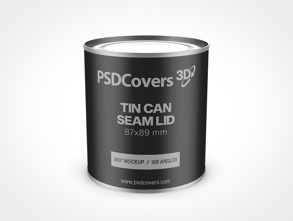 TIN CAN SEAM LID MOCKUP 87X89