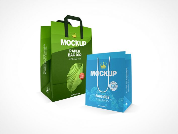Bags Mockup Category