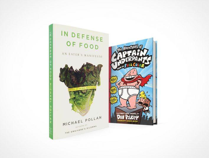 Books Mockup Category