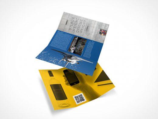 Brochure Mockups Sub-Category