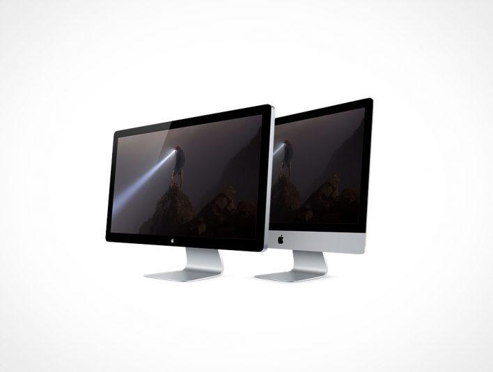 Desktops Mockups Sub-Category